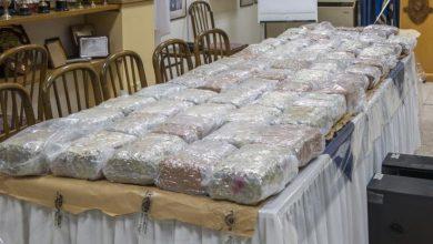 Photo of Εβδομήντα κιλά ναρκωτικά