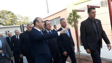 Photo of Ο πρόεδρος Αναστασιάδης εγκαινίασε το Χάνι