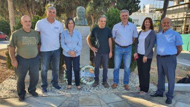 Photo of Τίμησαν τον Δρ. Ιχσάν Αλή, στην Πάφο Οικολόγοι και Συμμαχία Πολιτών