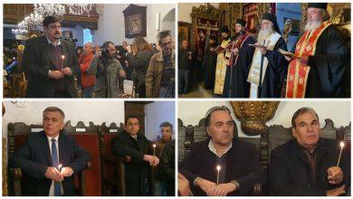 Photo of Πολιτεία και εκκλησία τίμησαν την μνήμη Μακαρίου