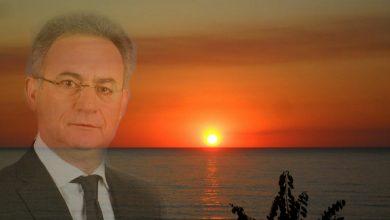 Photo of Αβέρωφ και ηλιοβασίλεμα