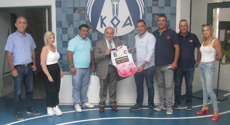 Photo of Ο Πρόεδρος ΚΟΑ συναντήθηκε με το σωματείο ΔΙΑΣ Έμπας