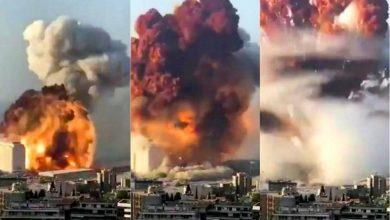 Photo of Δεν επηρεάστηκε η ατμόσφαιρα από χημικά Λιβάνου