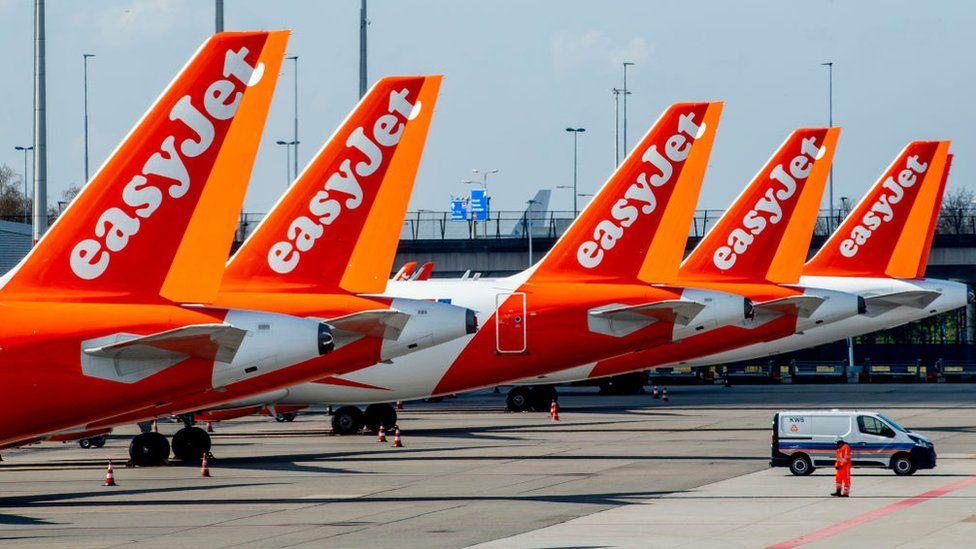 Νέο δάνειο σωτηρίας για την EasyJet… | Omorfa Taxidia